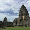 ピマーイに行って、タイ国内最大級のクメール遺跡を観光!
