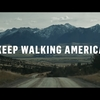 "Johnnie Walker ""Keep Walking America"""