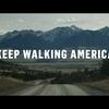 """Johnnie Walker """"Keep Walking America"""""""