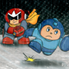 ロックマン&ブルース It's the beginning of the battle!!