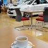 スバルでコーヒー