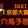 【GⅡ】京都大賞典 結果 回顧