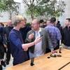 iPhone X発売。Apple Storeに行ったら、ジョナサン・アイブが見れた。これは買うしかないのか。。。