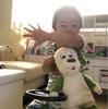 変わらない平日(2歳11ヶ月)