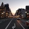 冬の京都の薪ストーブ最高!
