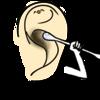 【自己責任】起きて耳が痒かったので掻かないように耳専用「じゃない」ムヒを塗ってみた。