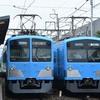 今日(7/26) と 明日(7/27)の近江鉄道