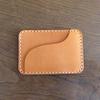 革鞄ブランドのHERZ(ヘルツ)のパスケースが届いた。