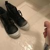 【ワークマン】おしゃれPVC防水シューズはちゃんと防水できるのか実験!--さらに雨の日に履いてみた結果、、