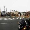 山田線:沿線-梨木町踏切