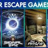 リアルVR脱出ゲーム『VR ESCAPE GAMES』