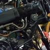 #バイク屋の日常 #ヤマハ #SR400 #ハーネス加工 #配線処理