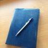 来年の手帳。1月始まりをやめて、4月始まりの手帳を買うことにしました