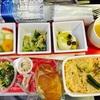 JAL国際線の機内食(エコノミークラス)