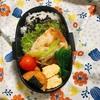 【普通弁当】カジキマグロのソテー