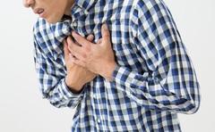 心臓発作の発症が4歳早くなっている、いままでよりも若い