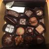 SOMAでクリスマスプレゼントのチョコレートを購入しました。
