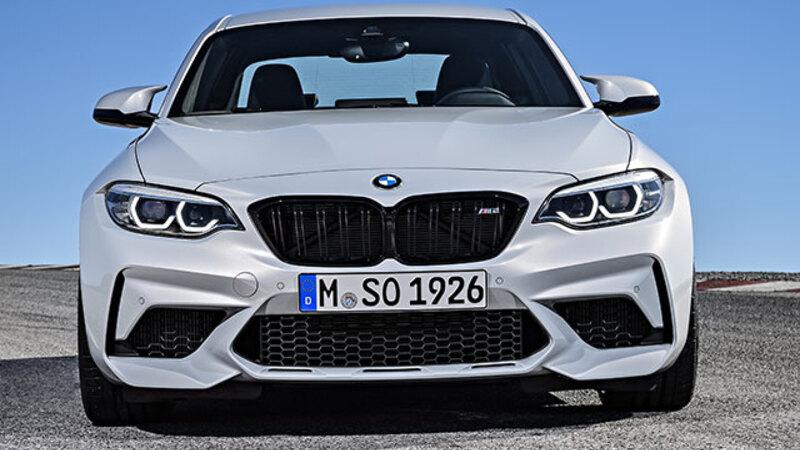 BMW M2 コンペティション、クルマと一体になる感覚は「最高!」と叫びたくなります