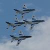松島基地航空祭と東松島夏まつり