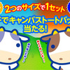 バニラバー北海道・まろやかチョコバー・BIGバニラバー北海道 キャンペーン2020