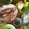 日本とタイの友好の魚【プラータプティム】@チルバナイトマーケット・プーケット