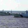 領海侵入の中国船、映像公開 尖閣沖、政府がHPで