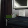 1歳児マレーシア航空のバシネットで7時間フライト