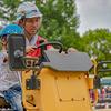 【建機】厚木の建機イベントで撮った建機と子供のふれあい【建機】【イベント】【運転体験】