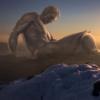 メキシコ:巨人の写真が撮影される