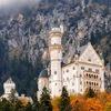 【ディズニーの城のモデル】ノイシュヴァンシュタイン城(ドイツ)