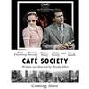 映画「カフェ・ソサエティ」Cafe Society 🌟🌟🌟🌟