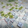 【Grand Operational Simulation Series】「Hurtgen:Hell's Forest」October Scenario Solo-Play AAR Part.2