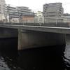 藤沢市の新屋敷橋耐震化工事