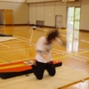 05/06(日) スラックライン体験会 in 矢島体育センター