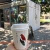 【パース】図書館近くの小さなカフェ「POLLY」
