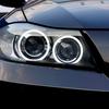 イカリング用LED交換(BMW E91)