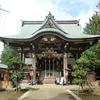 諏訪神社(新宿区/高田馬場)への参拝と御朱印