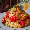 【レシピ】鶏むね肉とレンコンの甘酢炒め