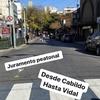 ブエノスアイレス市内の交通がコロナ仕様になった