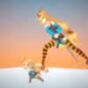 【アセット紹介】Oriental Sword Animation【Unity】
