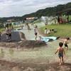 【東京ドイツ村】じゃぶじゃぶ池が楽しい!!