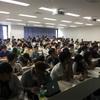 秋学期の授業が始まる。大学院「立志人物論」(「中年の危機」克服のために「知の再武装」を!)。学部「立志人物伝」。