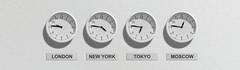 Windows10デスクトップ右下タスクバー時計に秒を表示する
