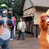 年越しWDW その29 アニマルキングダム Mickey's jingle jungle parade