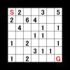 歩数指定迷路:問題17