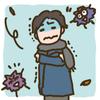 免疫力が低下しやすい季節