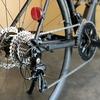 余っていた5800系105でクロスバイクを11速化 前編
