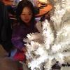 クリスマスツリーだ!