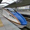 駅を訪ねて23  長野新幹線終点の長野駅