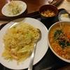 大手町【南国亭 大手町店】えびチャーハンセット ¥820